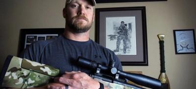 Chris Kyle, tiratore scelto