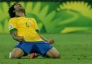 Brasile-Uruguay 2-1