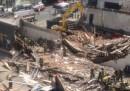 A Philadelphia è crollato un palazzo