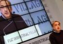 Fiat, si chiamerà Cnh Industrial nuova società post fusione