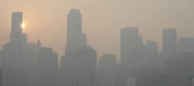 L'inquinamento a Singapore
