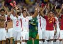 Spagna-Tahiti 10-0