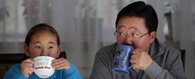 Il formidabile presidente mongolo