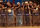 Turchia, fermate 20 persone per proteste antigovernative a Ankara