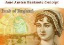 Jane Austen apparirà sulle banconote da 10 sterline