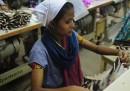 I vestiti fatti in Bangladesh
