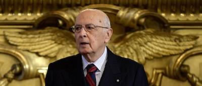 Il testo del Quirinale sulla grazia a Berlusconi