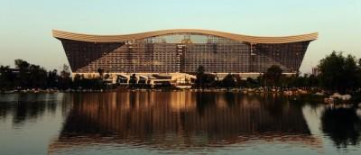 L'edificio più grande del mondo