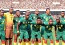 Il Camerun sospeso dalla FIFA