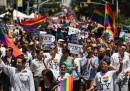 Il gay pride a New York
