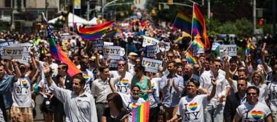 Il gay pride a New York