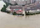 Alluvioni e frana nello Sichuan, in Cina
