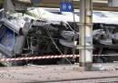 L'incidente ferroviario a Brétigny