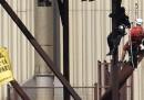Greenpeace nella centrale nucleare di Tricastin
