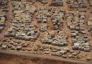 Campo profughi di Zaatari
