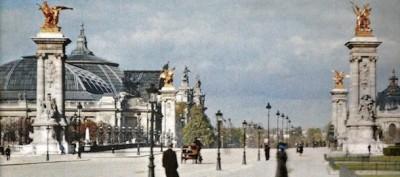 Parigi a colori