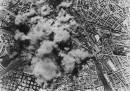 Il bombardamento di Roma