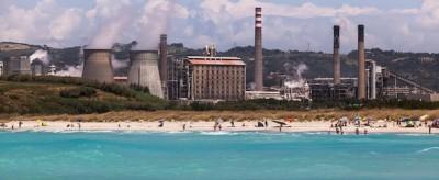 Spiagge inquinate bellissime