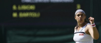 Marion Bartoli ha vinto Wimbledon