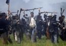 La battaglia di Gettysburg