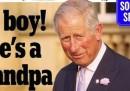 Il Royal Baby sui giornali britannici