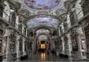 Admont Stift Bibliothek, Austria