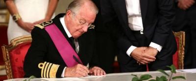Alberto II del Belgio ha abdicato