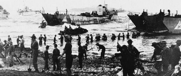 Risultati immagini per alleati sbarcarono in Sicilia