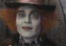 Le facce strane di Johnny Depp