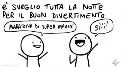 """""""Get Lucky"""", tradotta in italiano con Google Translate e illustrata"""
