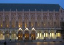 Suzzallo Library, USA