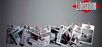 Il numero 10.000 di Libération
