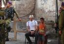 Il bambino palestinese di 5 anni fermato dall'esercito israeliano