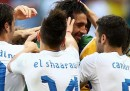 Italia-Uruguay 2-2 (3-2)