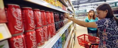 Coca-Cola vende meno del previsto