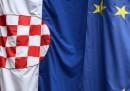 La Croazia è entrata nell'UE