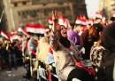 Il piano per la transizione in Egitto
