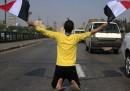 Le grandi manifestazioni in Egitto