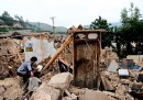 Le foto del terremoto nel Gansu