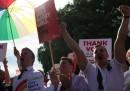 I matrimoni gay sono diventati legali in Inghilterra e Galles