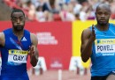 Il doping di Tyson Gay e Asafa Powell