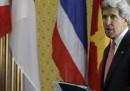Kerry su leader Ue spiati: Molti Paesi cercano modi per tutelarsi