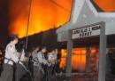 L'evasione di massa in Indonesia
