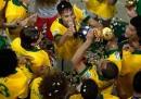 Brasile-Spagna 3-0