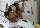 La passeggiata spaziale di Parmitano in diretta