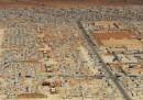 Il campo profughi di Zaatari