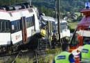 L'incidente di lunedì in Svizzera