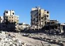 Le foto di Homs distrutta
