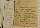 Le foto dei 36 manoscritti di Verga sequestrati dai carabinieri