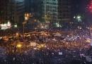 Morsi è stato deposto